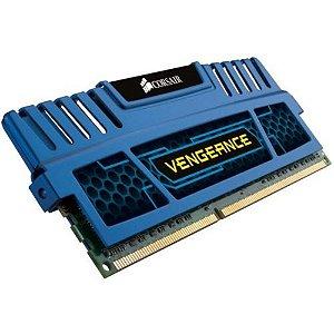 Memória Corsair Vengeance 8GB 1600Mhz Ddr3 CMZ8GX3M1A1600C10B