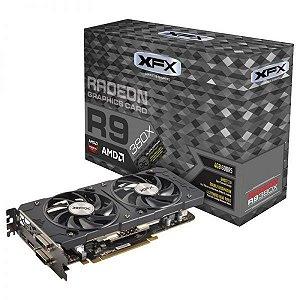 Placa de Vídeo VGA XFX R9 380X 4GB DDR5 256B R9-380X-4DF5