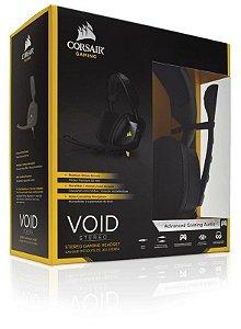 Headset Gaming Corsair 2.0 Stereo Preto CA-9011131-NA