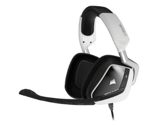 Headset Cossair VOID RGB Dolby 7.1 USB Branco CA-9011139-NA