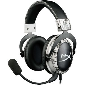 Headset Kingston HyperX Cloud Mav Edition White - KHX-H3CLW1