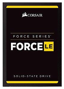 SSD Corsair Force LE 2.5´ 480GB SATA III 6Gb/s CSSD-F480GBLEB