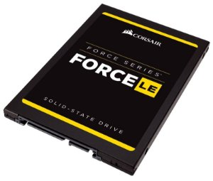 SSD Corsair Force LE 2.5´ 120GB SATA III 6Gb/s CSSD-F120GBLEB