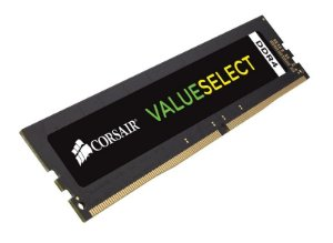 Memória DDR4 Corsair 8GB 2133MHZ Value Select CMV8GX4M1A2133C15