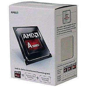 Processador AMD A4 6300 Dual Core Cache 1MB 3.7Ghz FM2