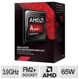 Processador AMD A6 7400K Black Edition Cache 1MB 3.9GHz FM2+