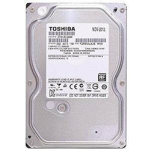 HD Toshiba SATA 3.5´ 500GB 7200RPM 32MB Cache SATA 6.0Gb/s DT01ACA050