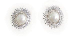 6c0cdf30abd Brinco Dior Inspired banhado em ouro 18k - Você Vaidosa Acessórios ...