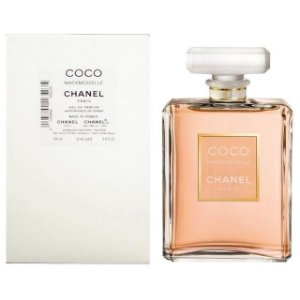 Tester Coco Mademoiselle Perfume Feminino Eau de Parfum 100 ML