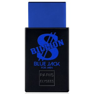 Billion Blue Jack For Men Eau de Toilette Paris Elysees - Perfume Masculino 100 ML