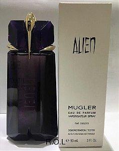 tester perfume alien thierry mugler feminino - eau de parfum - 90ml