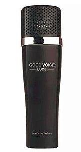 Good Voice Luxe Eau de Parfum Mont'anne - Perfume Masculino 100 ml