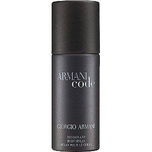 Desodorante Armani Code Giorgio Armani - Masculino 150 ML