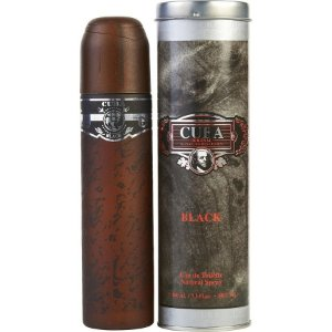 Cuba Black for Men Eau de Toilette - Perfume Masculino 100ml