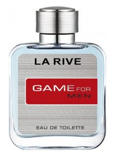 Game For Men La Rive Eau de Toilette - Perfume Masculino 100 ML