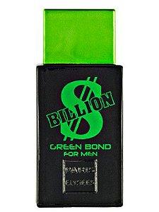 Billion Green Bond Eau de Toilette Paris Elysees  - Perfume Masculino 100ml