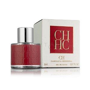 Miniatura CH Carolina Herrera Eau de Toilette - Perfume Feminino 8ml