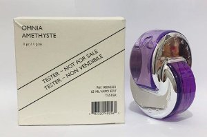 tester Omnia Amethyste Bvlgari Eau de Toilette 65 ml-perfume- feminino