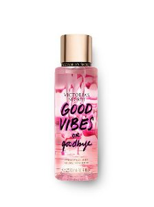 Body Splash Good Vibes or Goodbye Victoria's Secret - 250 ML
