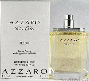 Tester Azzaro Pour Elle Eau de Parfum Azzaro - Perfume Feminino 75 ml