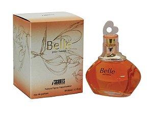 Belle Pour Femme Eau de Parfum  I-Scents - Perfume Feminino  100ml