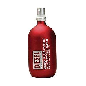 Diesel Zero Plus Eau de Toillete  - Perfume Feminino 75 ml