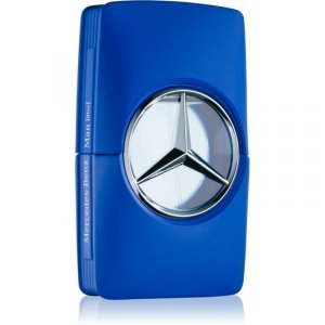 Mercedes Benz Man Blue Eau de Toilette - Perfume Masculino 100ml