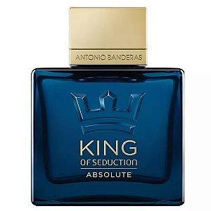 King Of Seduction Absolute Antonio Banderas Perfume Masculino - Eau de Toilette