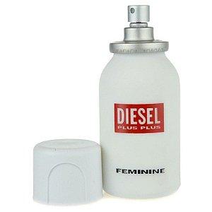 Diesel Plus Plus Eau de Toilette - Perfume Feminino  75 ml