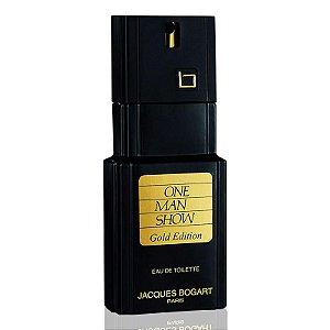 One Man Show Gold Jacques Bogart Perfume Masculino - Eau de Toilette - 100ml
