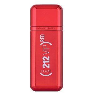 212 VIP Men Back Red Edição Limitada Carolina Herrera Eau de Parfum - Perfume Masculino