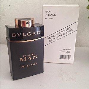 Téster Bvlgari Man In Black Eau de Parfum Bvlgari - Perfume Masculino 100 ml