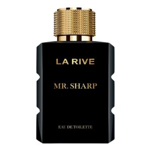 Mr. Sharp La Rive – Perfume Masculino EDT - 100ml