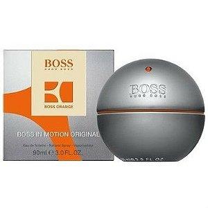 Perfume Boss In Motion Masculino Eau de Toilette
