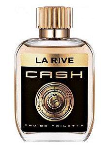tester LA RIVE CASH MEN EAU DE TOILETTE EDT HOMEM  SPRAY 100ML
