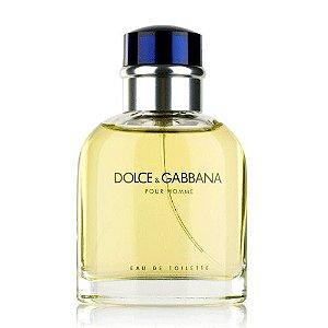 Dolce & Gabbana Pour Homme Dolce & Gabbana - Perfume Masculino - Eau de Toilette