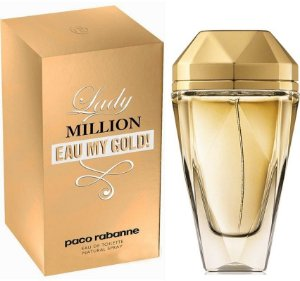 Perfume Lady Million Eau My Gold! Feminino Eau de Toilette