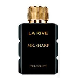 tester La Rive Mr Sharp Eau De Toilette Masculino 100ml