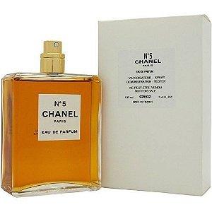 Tester Chanel Nº 5 Eau de Parfum Chanel  - Perfume Feminino 100 ml