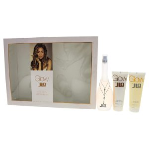 Kit Glow Jennifer Lopez Eau de Toilette 100ml + Body Lotion 75ml + Gel de Banho 75ml - Feminino
