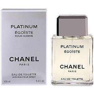 Tester Platinum Égoïste Pour Homme  Eau de Toiltte - Perfume Masculino-100ml