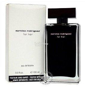 Tester Narciso Rodriguez For Her Eau de Toilette - Perfume Feminino-100ml