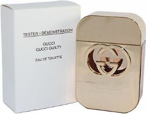 Tester Gucci Guilty Eau de Toilette Gucci - Perfume Feminino - 75ml