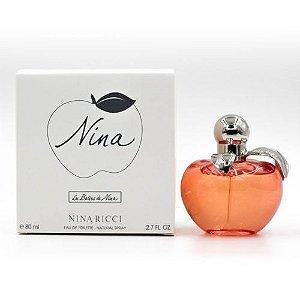 Tester Nina Eau de Toilette Nina Ricci - Perfume Feminino 80 ML