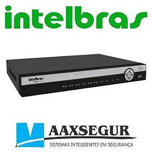 Gravador Digital de Vídeo HDCVI 3108 8 Canais - Intelbras