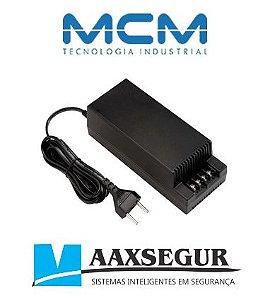 Fonte FSC 12V8 5A com Conector - PR 1073 - MCM