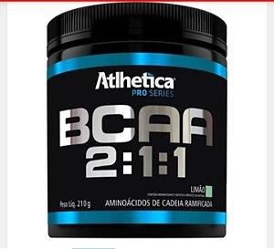 BCAA em pó 2:1:1 Athletica