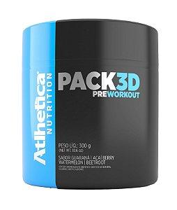 Pack 3D 300g - Atlhetica