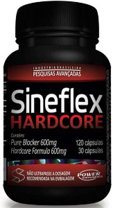 Sineflex Hardcore 150 caps - Power Supplements