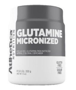 Glutamine Micronized 300g - Althetica